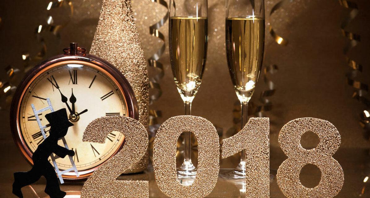 Stylová výzdoba na silvestrovskou party, kdy budeme vítat nový rok