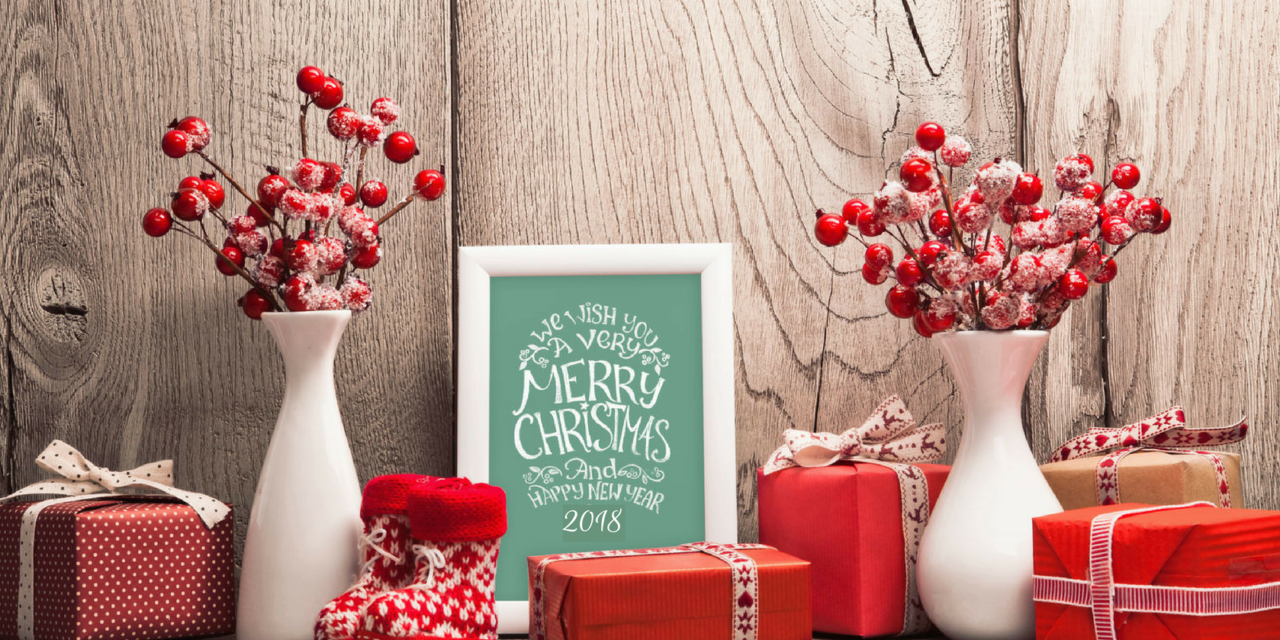 Doplňky do bytu a dekorace jako vánoční dárky? Naše tipy pro Vás …