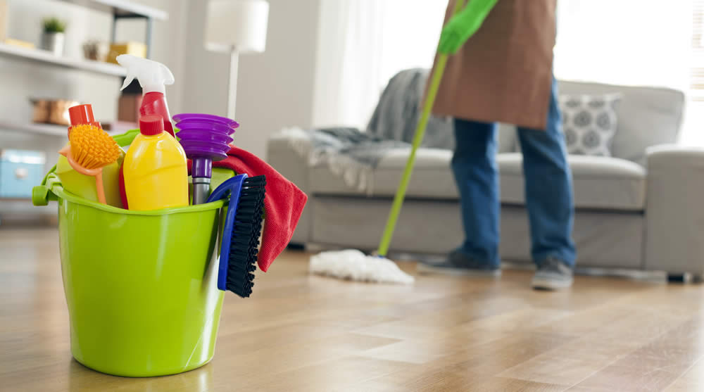 5 tipů pro rychlý a snadný úklid vašeho stylového domova