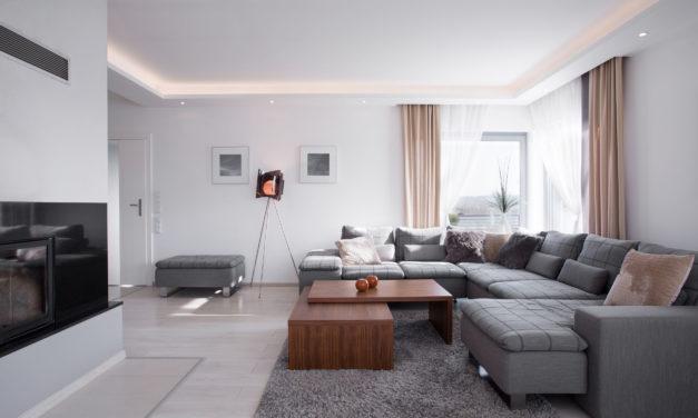 Purismus – Puristický styl bydlení, kde minimalismus hraje prim