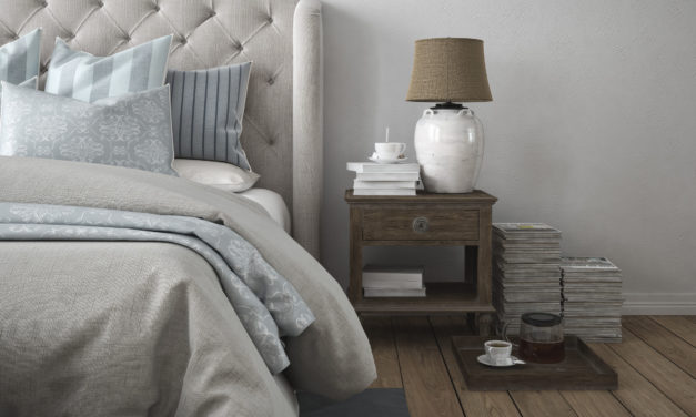 Tipy na zařízení ložnice s ohledem na styl i potřebu pohodlí a bezpečí při spánku
