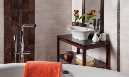 Inspirace pro malé koupelny – udělejte z nedostatku místa přednost