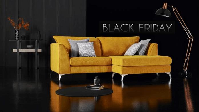 Black Friday 2019: Zaměřeno na slevy na nábytek